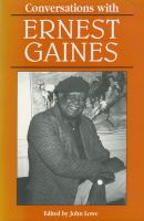 Conversations With Ernest Gaines
