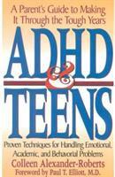 ADHD and Teens