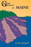 Roadside Geology of Maine