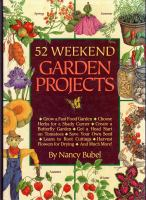 Image: 52 Weekend Garden Projects