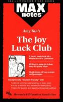 Amy Tan's The Joy Luck Club