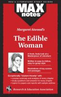 Margaret Atwood's The Edible Woman