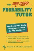 The High School Probability Tutor