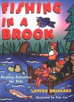 Fishing in A Brook