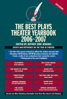 The Best Plays Theater Yearbook 2006-2007