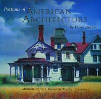 Portraits of American Architecture