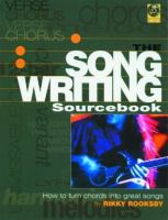 The Song Writing Sourcebook
