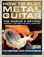 How to Play Metal Guitar