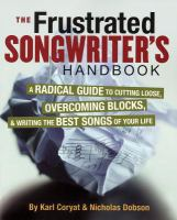 The Frustrated Songwriter's Handbook
