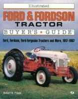 Illustrated Ford & Fordson Tractor Buyer's Guide