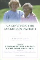 Caring for the Parkinson Patient