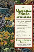 The Organic Foods Sourcebook
