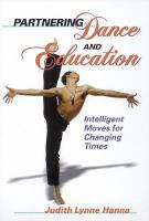 Partnering Dance and Education
