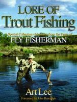 Lore of Trout Fishing