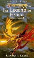 The Legend Of Huma (#1)