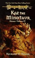 Kaz The Minotaur (#1)