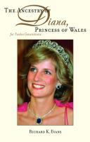 The Ancestry of Diana, Princess of Wales