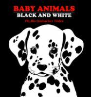 Baby Animals Black And White