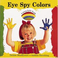 Eye Spy Colors