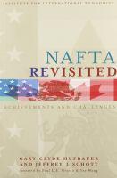 NAFTA Revisited