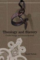 Theology and Slavery