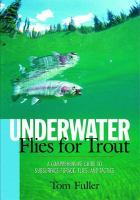 Underwater Flies for Trout