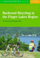 Backroad Bicycling in the Finger Lakes Region