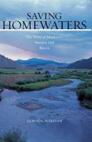 Saving Homewaters