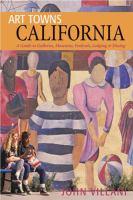 Art Towns California