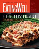 EatingWell for A Healthy Heart Cookbook