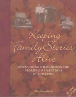 Keeping Family Stories Alive