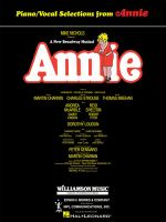 Vocal Selections From Annie