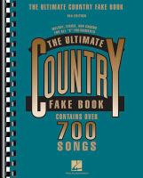 The New Ultimate Country Fake-book