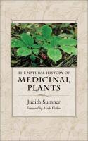 The Natural History of Medicinal Plants