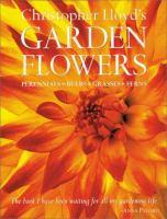 Christopher Lloyd's Garden Flowers