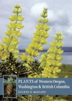 Plants of Western Oregon, Washington & British Columbia