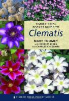 Timber Press Pocket Guide to Clematis