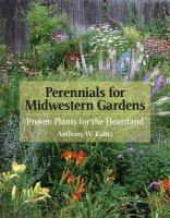Perennials for Midwestern Gardens