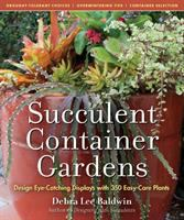 Succulent Container Gardens book cover