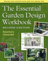 The Essential Garden Design Workbook