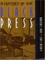 A History of the Black Press