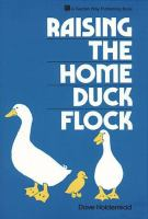 Raising the Home Duck Flock