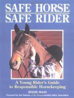 Safe Horse, Safe Rider