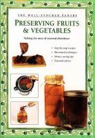 Preserving Fruits & Vegetables