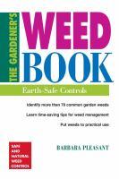 The Gardener's Weed Book