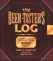 The Beer-taster's Log