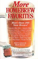 More Homebrew Favorites