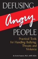 Defusing Angry People