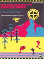 Myth, Music and Dance of the American Indian