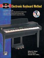 Electronic Keyboard Method